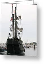 Ship 12 Greeting Card