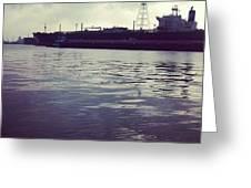 Ship3 Greeting Card