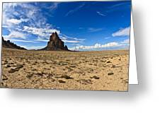 Shiprock #6 Greeting Card