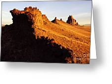 Shiprock New Mexico 2 Greeting Card