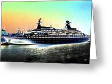 Shipshape 1 Greeting Card