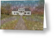 Shirley House  Greeting Card