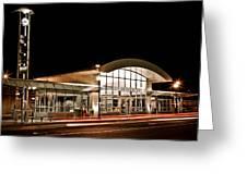 Shirlington Station Greeting Card