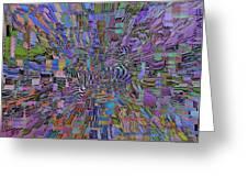 Shockwave Greeting Card