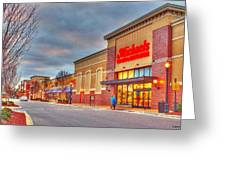 Shops In Murfreesboro Greeting Card