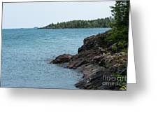 Shoreline Greeting Card