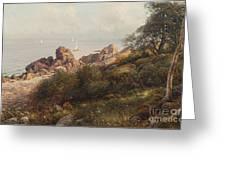 Shorescape Greeting Card