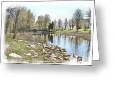 Shorey Park Greeting Card