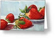 Shortcake Greeting Card