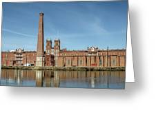 Sibley Mill Greeting Card