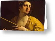Sibyl 1525 Greeting Card