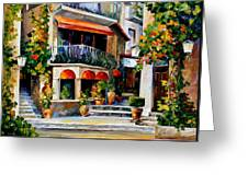 Sicily - Spring Morning Greeting Card
