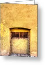 Sighisoara, Old Town Greeting Card