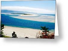 Sights Along The Oregon Coast Greeting Card