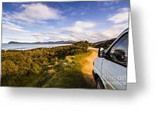Sightseeing Southern Tasmania Greeting Card