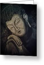 Silent Meditations Greeting Card