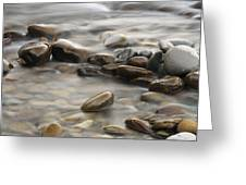 Silk River Greeting Card