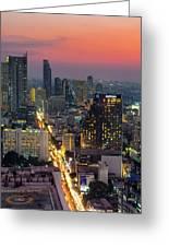 Silom Greeting Card