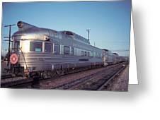 Silver Solarium Bakersfield California Greeting Card