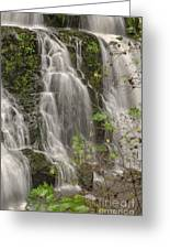 Silverdale Falls 2 Greeting Card