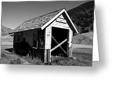 Silverton Depot Greeting Card