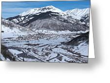 Silverton Outlook Greeting Card