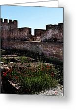 Silves Castle Greeting Card