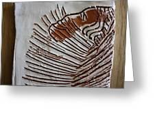 Simeon - Tile Greeting Card