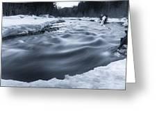 Similkameen River Greeting Card