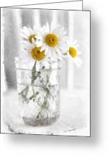 Simple Flowers Greeting Card