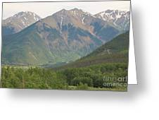 Simply Colorado 2 Greeting Card