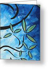 Simply Glorious 4 By Madart Greeting Card