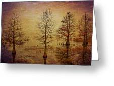 Simply Trees Greeting Card
