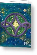 Sin Fin Greeting Card