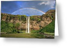 Sing Me A Rainbow Greeting Card