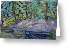 Singleton Granite Greeting Card