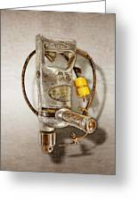 Sioux Drill Motor 1/2 Inch Greeting Card