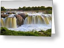 Sioux Fall Greeting Card