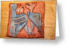 Sir - Tile Greeting Card