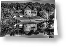 Sisak Fortress, Croatia Greeting Card