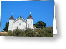 Sisquoc Church Greeting Card