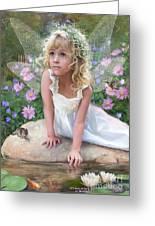 Sissy Fairy Greeting Card