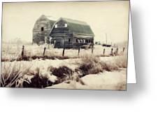 Sister Barns Greeting Card