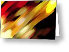 Sivilia 11 Abstract Greeting Card