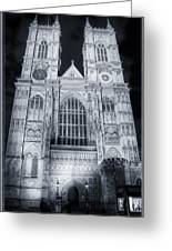 Westminster Abbey Night Photograph By Joan Carroll