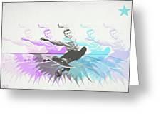 Sk8 Jd Greeting Card