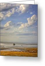 Skaket Beach Cape Cod Greeting Card
