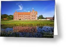 Skarhult Castle Greeting Card