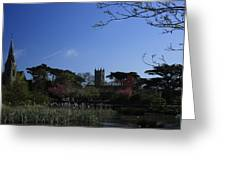Skerries Church And Grounds Greeting Card
