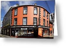Skibbereen Streetscape Greeting Card